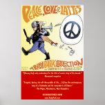 Paz, amor y Lattes: una colección del parque de Ru Impresiones