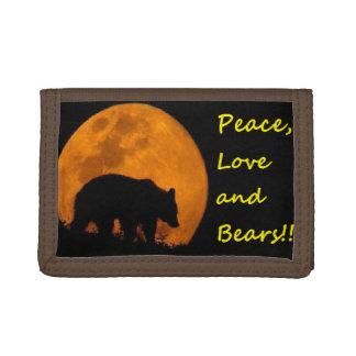 Paz, amor y osos