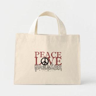 Paz, amor y Preston Bolsa