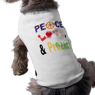 Paz, amor y Prozac Ropa Perro