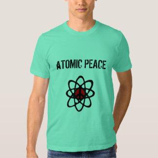 Paz atómica poleras