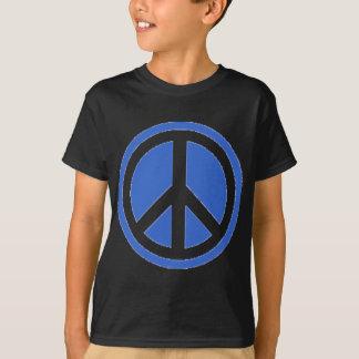 paz azul playera