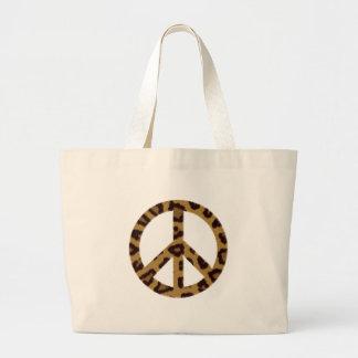 Paz Bolsa Tela Grande