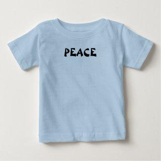 ¡PAZ! - camisa de los niños