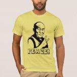 ¡PAZ! Camiseta de Dalai Lama