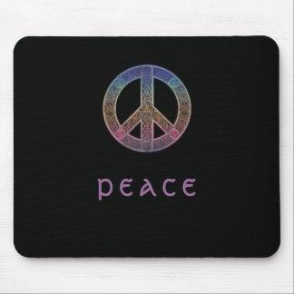Paz céltica tapete de ratones