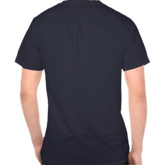 Paz con fuerza camisetas