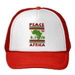 Paz de África Gorra