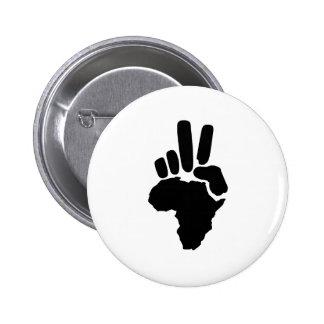 Paz de África Pin