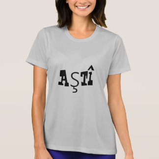 Paz de Aştî Camisetas