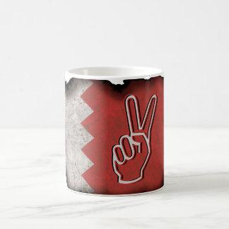 Paz de Bahrein Taza Clásica