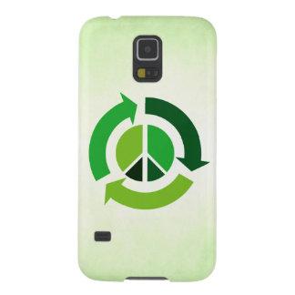 Paz de Eco Fundas De Galaxy S5