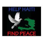 Paz de Haití Tarjetas Postales