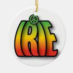 Paz de IRIE Ornamento Para Reyes Magos
