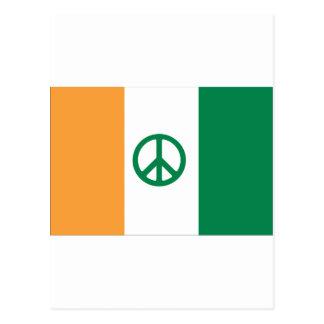 Paz de Irlanda Postal