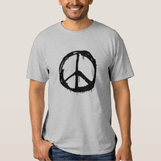Paz de la camiseta remera