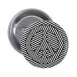 Paz de la ilusión óptica pin