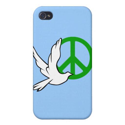 paz de la paloma iPhone 4 cobertura