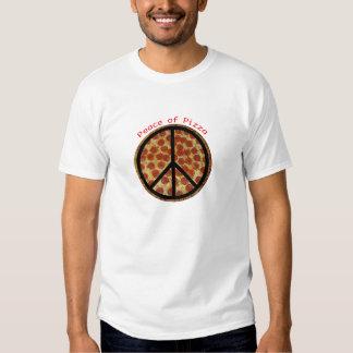 Paz de la pizza playera