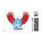 Paz de Maine Sellos