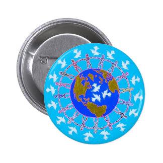 Paz de mundo por Metin Pin