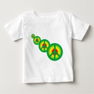 Paz de Rasta multi T-shirt