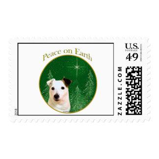 Paz de Russell Terrier del párroco Sello