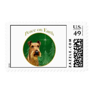 Paz de Terrier irlandés Sello