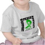 Paz del abogado de la ayuda de Darfur Camisetas