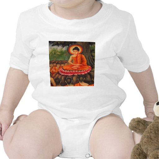 Paz   del Buddhism de BUDA Camisetas