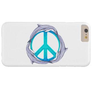 Paz del delfín funda barely there iPhone 6 plus