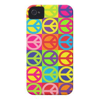 Paz del estallido iPhone 4 protector