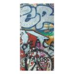 paz del muro de Berlín de la tarjeta Tarjetas Fotográficas