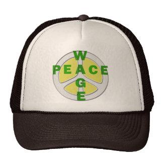 Paz del salario gorra