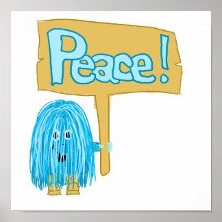 Paz del trullo posters