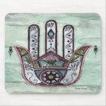 Paz dentro de nuestras manos alfombrillas de raton