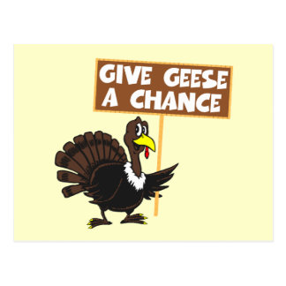 Paz divertida de la parodia de Turquía Postales