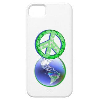 Paz el Día de la Tierra Funda Para iPhone SE/5/5s