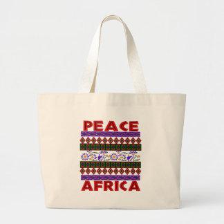 Paz en África Bolsas