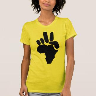 Paz en África Camiseta