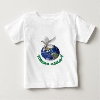 Paz en artículos de la tierra tee shirts