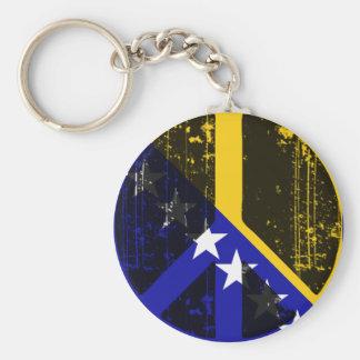 Paz en Bosnia y Hercegovina Llavero