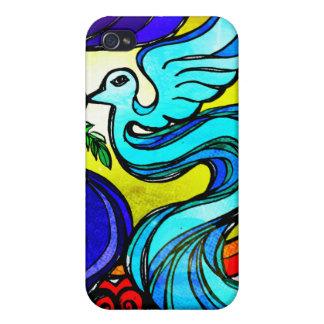 Paz en caja dura de la mota del iPhone 4/4S Shell  iPhone 4 Carcasas