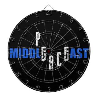 Paz en el Oriente Medio Tablero Dardos