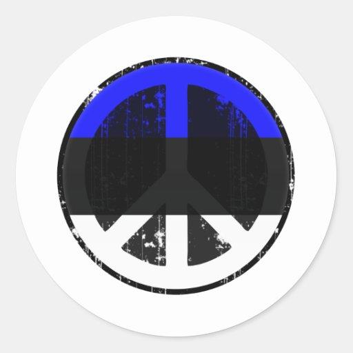 Paz en Estonia Etiquetas