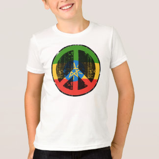 Paz en Etiopía Playera
