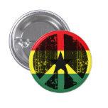 Paz en Ghana Pin