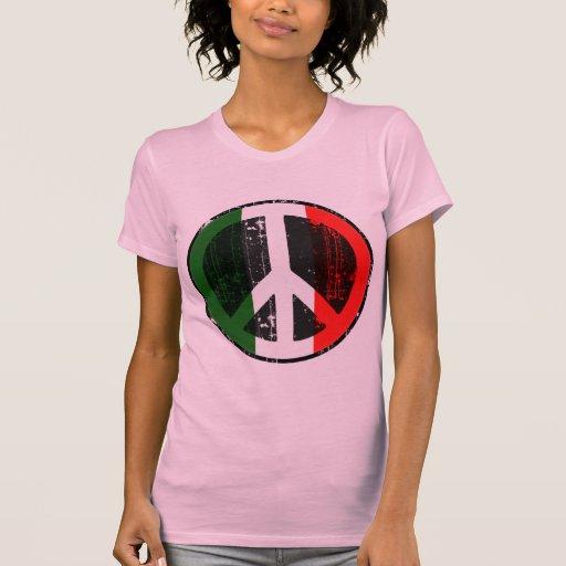 Paz en Italia Playera