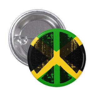 Paz en Jamaica Pin Redondo 2,5 Cm