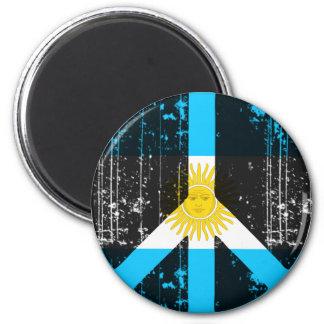 Paz en la Argentina Imán